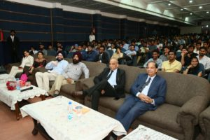 Glimpses of Event at LPUJ