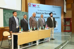 HRG Event at IIT Delhi